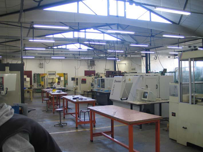 ILOT machines à commandes numériques